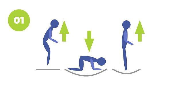 Akrobat - 8 basic jumps for superb trampoline fun-PIC2