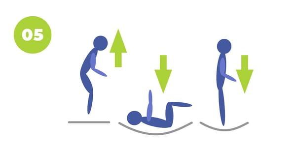 Akrobat - 8 basic jumps for superb trampoline fun-PIC6