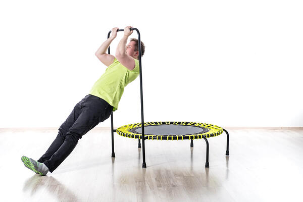 Akrobat-Bouncer-Trampoline