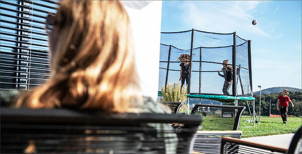 Trampolinomanija – zabava za celotno družino
