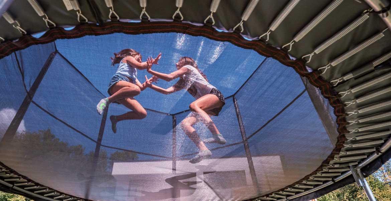 Dodatna oprema za trampolin - Akrobat